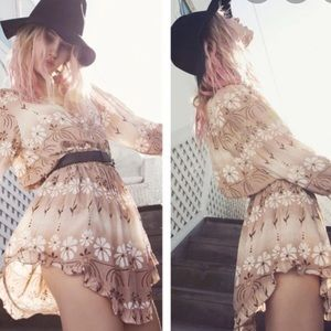 Spell and the Gypsy Daisy chain dress